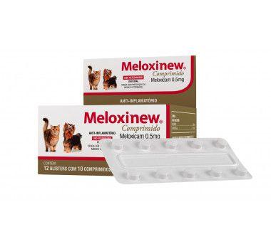 MELOXINEW 0,5MG