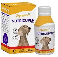 ORGANNACT NUTRICUPER LIQUIDO 120G