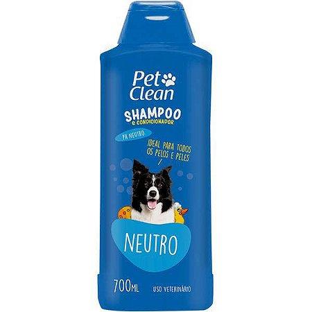 SHAMPOO NEUTRO PET CLEAN ORBA 700ML UN PET CLEAN