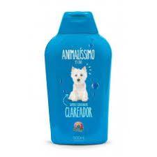 SHAMPOO ANIMALISSIMO CLAREADOR 500ml