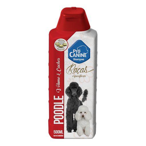 Shampoo Raças Especificas POODLE PRÓCANINE 500ML