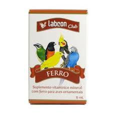 SUPLEMENTO LABCON CLUB FERRO 15ML