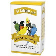 SUPLEMENTO LABCON CLUB POLIVITAMÍNICO  15ML