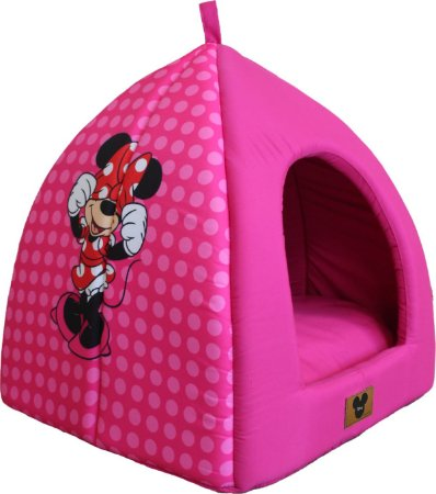Cabana Disney Poa Pink Minnie - Fabricapet