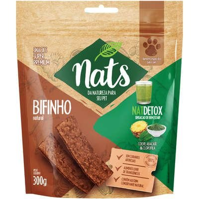 Bifinho Natural NatDetox 300g - Nats