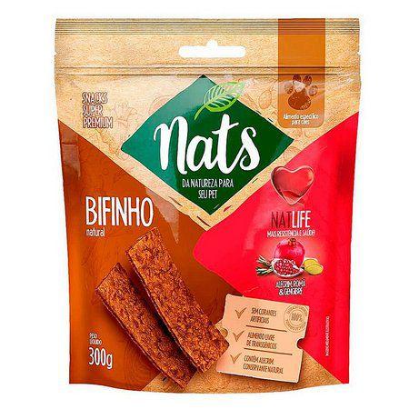 Bifinho Natural Natlife 300g - Nats