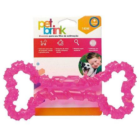 T-Bone Rosa - Pet Brink