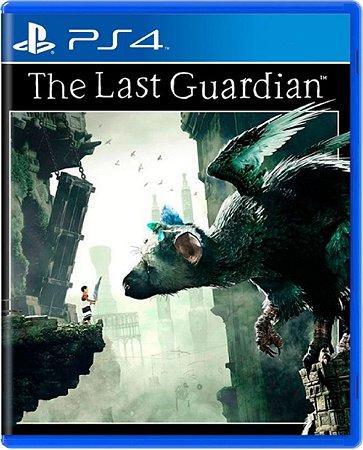 Jogo The Last Guardian - Ps4 Mídia Física Usado