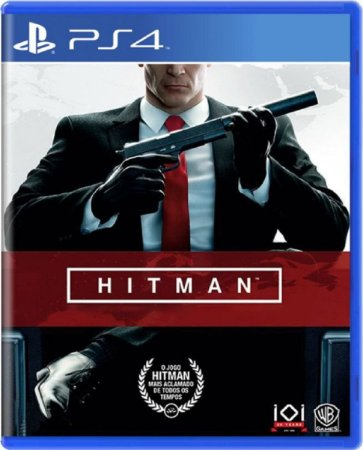 Jogo Hitman Definitive Edition - Ps4 Mídia Física Usado