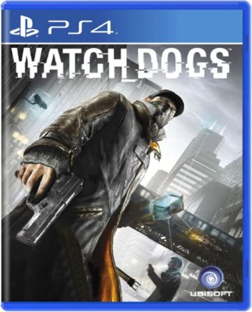 Jogo Watch Dogs - Ps4 Mídia Física Usado