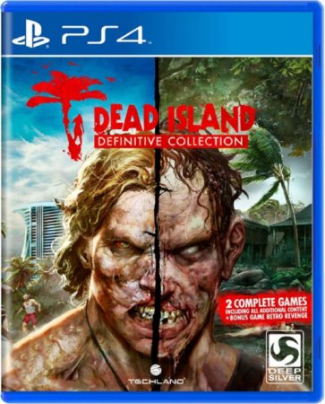 Jogo Dead Island Definitive Collection - Ps4 Física Usado