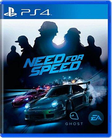 Jogo Need For Speed - Ps4 Mídia Física Usado