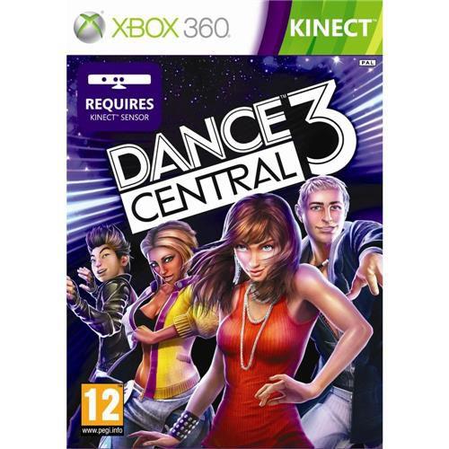 Jogo Dance Central 3 - Xbox 360 Mídia Física Usado