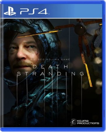 Jogo Death Stranding Playstation Hits - PS4 Mídia Física