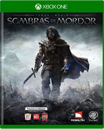 Jogo Middle-earth Shadow of Mordor - Xbox One Usado