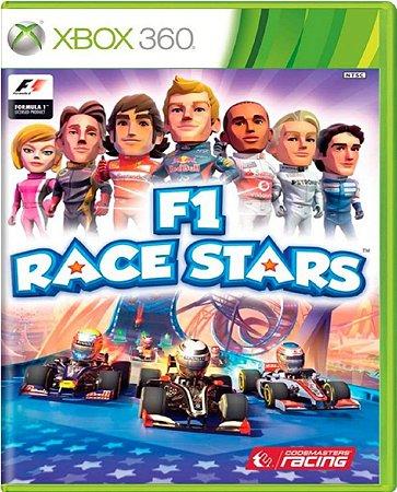 Jogo F1 Race Stars - Xbox 360 Mídia Física Usado