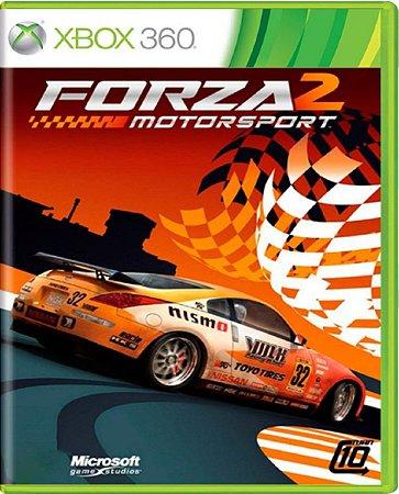 Jogo Forza 2 Motorsport - Xbox 360 Usado