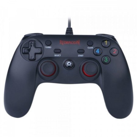 Controle Wired Saturn - Redragon