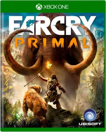 Jogo Farcry Primal - Xbox One Mídia Física Usado