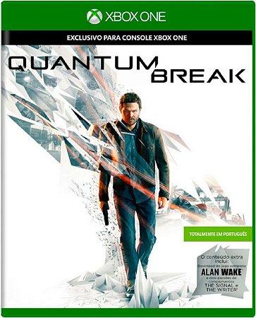 Jogo Quantum Break - Xbox One Mídia Física Usado