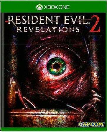 Jogo Resident Evil Revelations 2 - Xbox One Usado