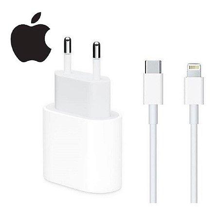 Carregador Apple Iphone 12 20W Branco