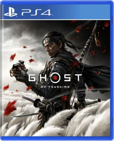 Jogo Ghost Of Tsushima - Ps4 Mídia Física Usado