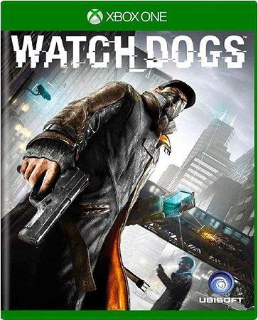 Jogo Watch Dogs - Xbox One Mídia Física Usado