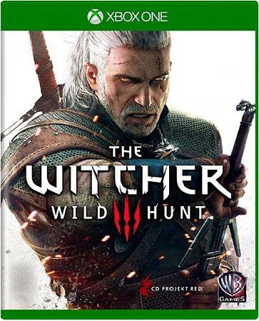 Jogo The Witcher III Wild Hunt - Xbox One Mídia Física Usado