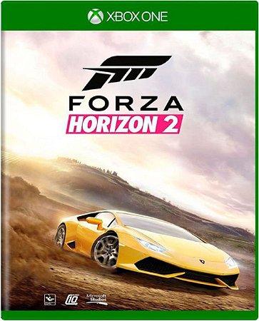 Jogo Forza Horizon 2 - Xbox One Mídia Física Usado