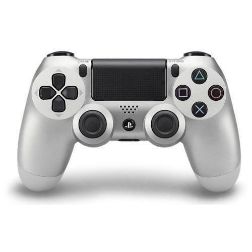 Controle Original Sony Silver - Ps4 Usado