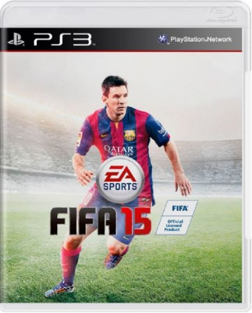 Jogo Fifa 15 - Ps3 Mídia Física Usado