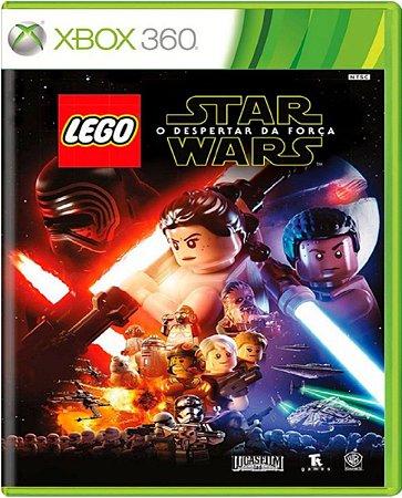 Jogo Lego Star Wars O Despertar da Força - Xbox 360 Usado