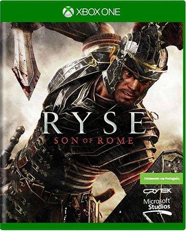 Jogo Ryse Son of Rome (EUR) - Xbox One Mídia Física Usado