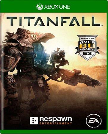 Jogo Titanfall - Xbox One Mídia Física Usado