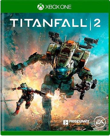 Jogo Titanfall 2 - Xbox One Mídia Física Usado