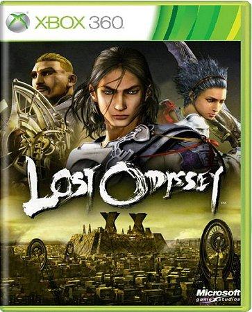 Jogo Lost Odissey - Xbox 360 Mídia Física Usado