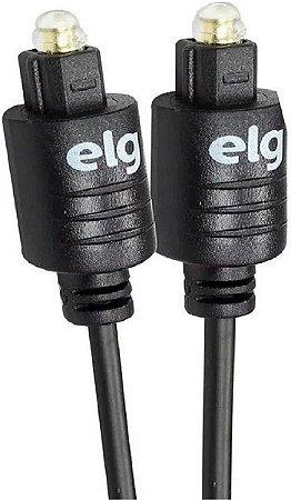 Cabo Audio Elg T5018HD Optico Digital 3M