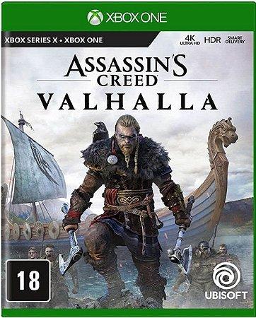 Jogo Assassin´s Creed Valhalla - Xbox One Física