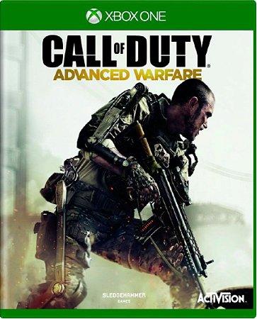 Jogo Call of Duty Advanced Warfare - Xbox One Mídia Física Usado