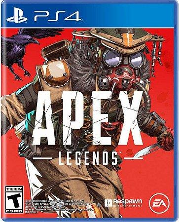 Jogo Apex Legends Bloodhound Edition - PS4 Mídia Física
