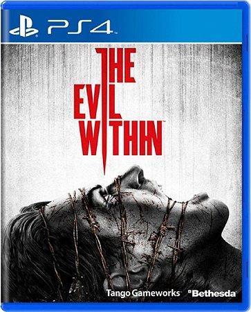 Jogo The Evil Within - Ps4 Mídia Física Usado