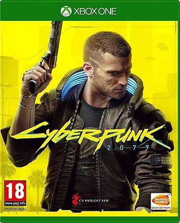 Jogo Cyberpunk 2077 - Xbox One Mídia Física