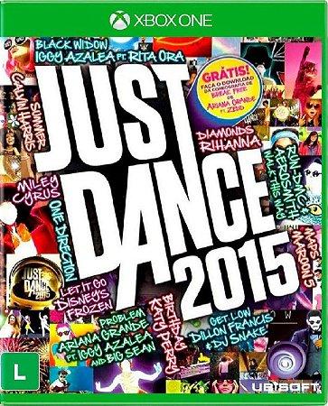 Jogo Just Dance 2015 - Xbox One Mídia Física Usado
