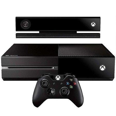 Xbox One 500GB + Kinect Usado