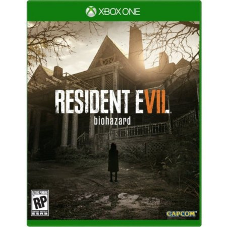 Jogo Resident Evil 7 Biohazard - Xbox One Mídia Física Usado