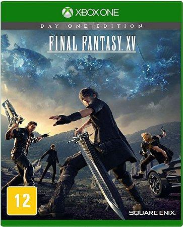 Jogo Final Fantasy XV Edição Day One - Xbox One Usado