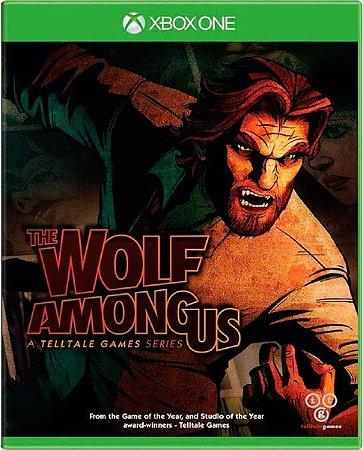 Jogo The Wolf Among Us - Xbox One Mídia Física Usado