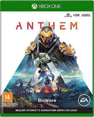 Jogo Anthem - Xbox One Mídia Física