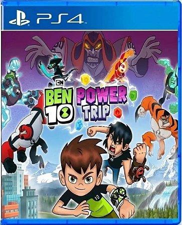 Jogo Ben 10 Uma Super Aventura - PS4 Midia Fisica